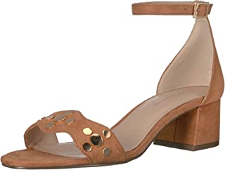 BCBGeneration Women's Fifi Studded Sandal Pump, Tan, 9 M US