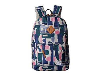 Herschel Supply Co. Heritage (Abstract Block) Backpack Bags