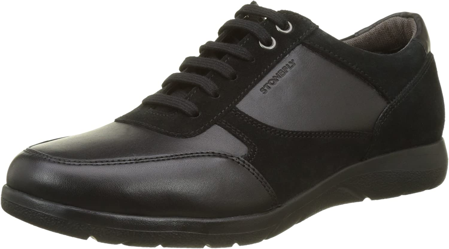 Stonefly Men's Space Man 3 Nappa Trainers