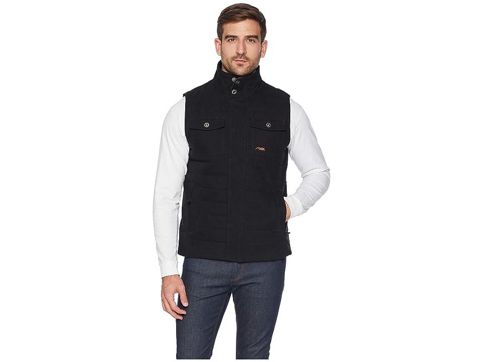 Mountain Khakis Swagger Vest (Black) Men