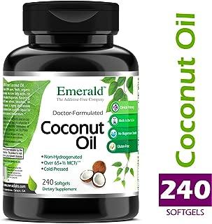 abs herbs virgin coconut oil benefits