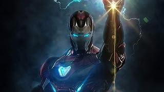 Endgame Poster, Iron Man Wallpaper, Marvel Poster, Super Heroes Print, Marvel Cinematic Universe Print, Comics Poster, Fil...