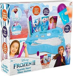 Disney Frozen2 Sparkle Snow Slime Station