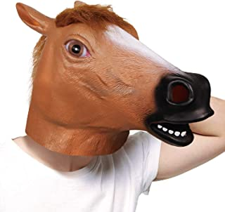 Best funny horse mask Reviews