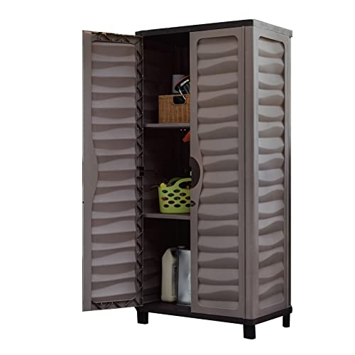 Enjoyable Tall Outdoor Storage For Tools Amazon Co Uk Download Free Architecture Designs Terstmadebymaigaardcom