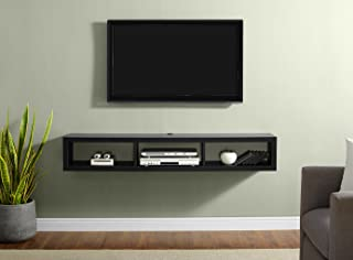 Martin Furniture Shallow Floating TV Console, 60
