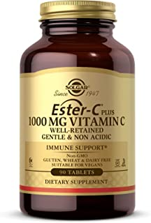 Solgar, Ester-C Plus, Vitamin C, 1,000 mg, 90 Tablets