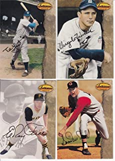 Ed Yost (d.2012) Signed #90 1994 Ted Williams Baseball Card Autographed - PSA/DNA Certified - MLB Autographed Baseball Cards