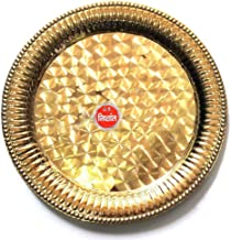 Brass Tray for Aroti Plate