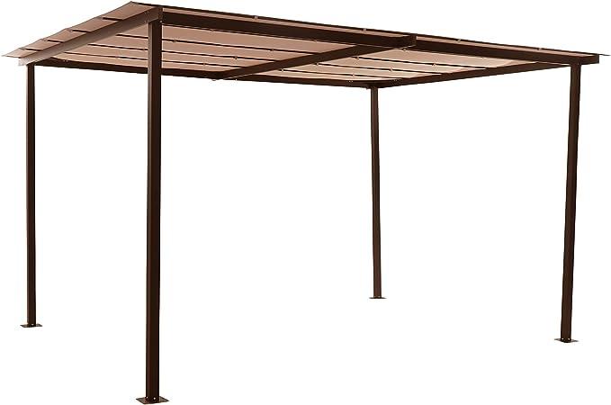 Chillvert KCH270 - Gazebo Verona 400x300x226 cm: Amazon ...