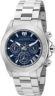 Technomarine TM-219010 Women's Manta Blue Dial Chronograph Watch