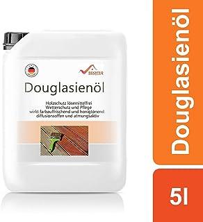 BEKATEQ Douglasien Öl BE-291 für Holz- und Gartenmöbel - 5l