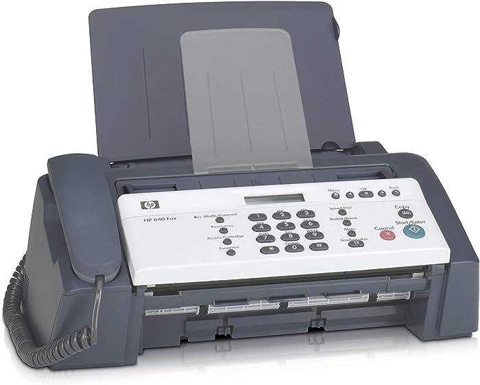 Top 10 Hp Cb782aaba 640 Inkjet Fax Machine