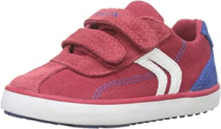 GEOX Unisex-Child Kilwi Boy 6 Velcro Sneaker Multi Size: