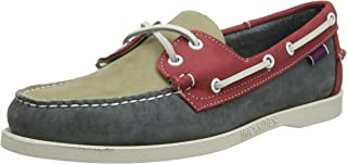 Sebago Portland Spinnaker Nubuck, Chaussures Bateau Homme