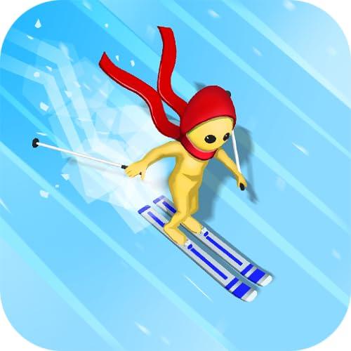 Chilly Ski - Freezing Snow Sport Ski