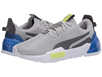 Puma Kids Cell Phase (Big Kid) (High-Rise/Castlerock) Boys Shoes