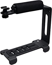 Opteka X-GRIP Aluminum Video Action Stabilizing Handle for Digital SLR Cameras and Video Camcorders