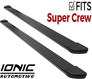 Best 2012 ford f150 supercrew running boards Reviews