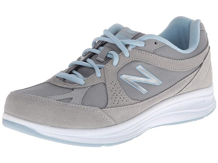 New Balance SINGLE SHOE - WW877 (Silver) Women's Shoes