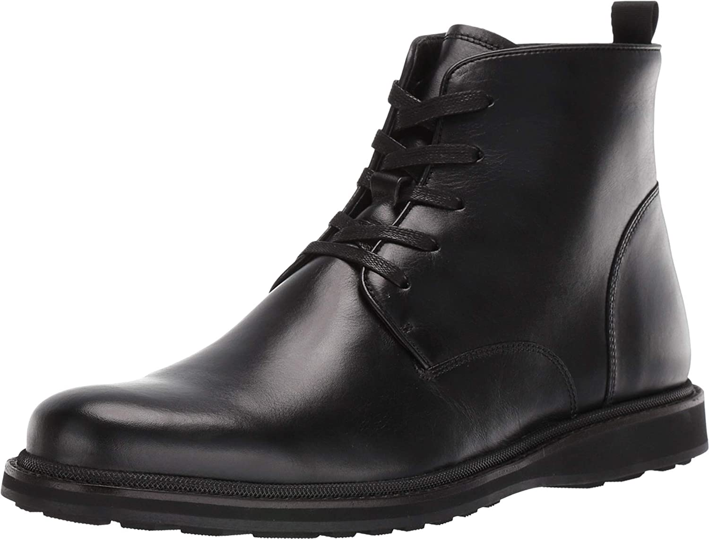JOHN VARVATOS Mens Brooklyn Lace Boot