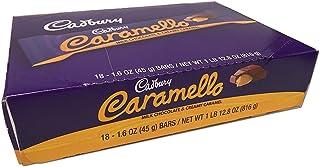 Cadbury Caramello 1.6oz Candy Bars - 18ct