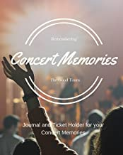 sport viaggi album per biglietti da 15 x 7,9 cm 100 tasche in pelle film biglietti green Amycute Ticket Stub Organizer perfetto per concerti