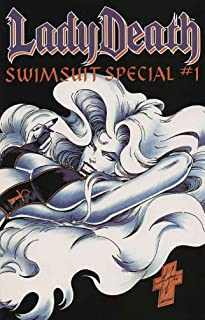 Lady Death Swimsuit Special #1 VF/NM ; Chaos comic book