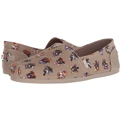 BOBS from SKECHERS Bobs Plush Sherlock (Taupe) Women