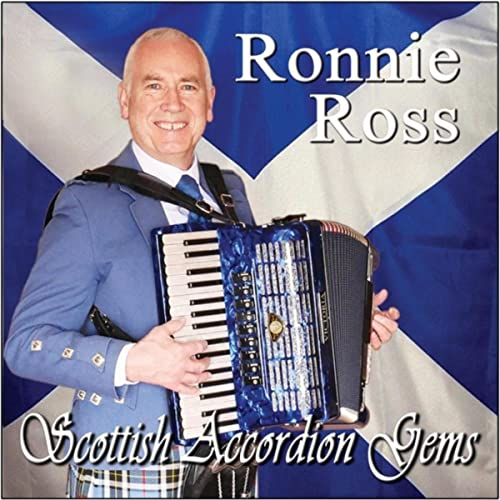 Scottish Accordion Gems by Ronnie Ross on Amazon Music