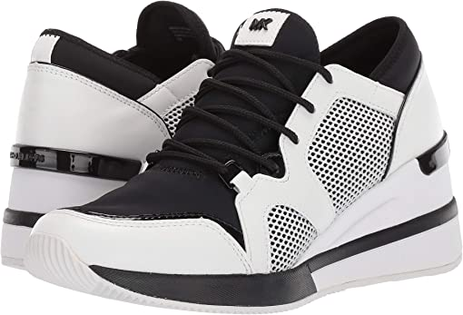 Black/Optic White