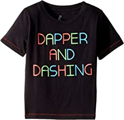PEEK - Dapper & Dashing Tee (Toddler/Little Kids/Big Kids)