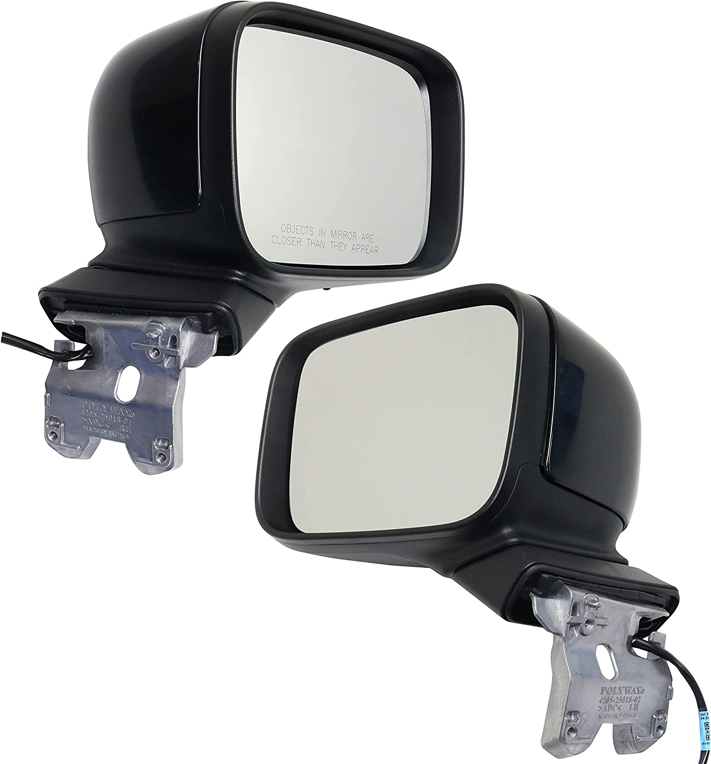 Kool Vue Mirror Set of 2 Max 48% OFF A surprise price is realized Renegade Compatible Jeep 2015-2020 with