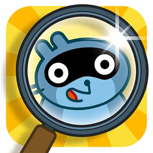 Pango las escondidas : Juego de buscar y encontrar para niños de 3 a 6 años