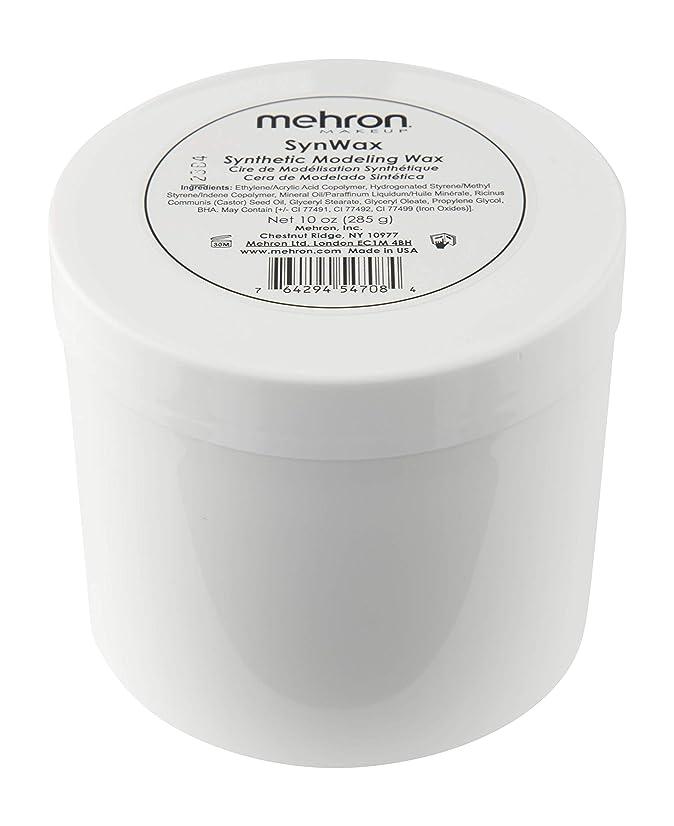 繊毛拒絶するマントmehron Modeling SynWax Large 10 oz (並行輸入品)