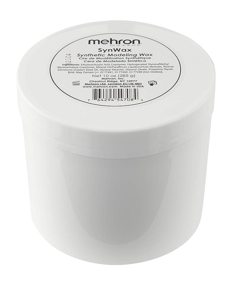 特権的取り除く台無しにmehron Modeling SynWax Large 10 oz (並行輸入品)