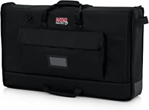 Gator Cases Padded Nylon Carry Tote Bag for Transporting LCD Screens, Monitors and TVs Between 27