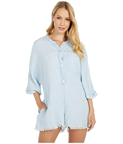 Show Me Your Mumu Hotron Romper (Shore) Women