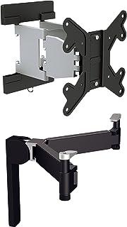 STARPLATINUM テレビ壁掛け金具 TVセッターアドバンス SA114 シェルフセット 26-46インチ対応 Sサイズ ブラック