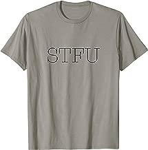 STFU Funny Anti-Social T-Shirt