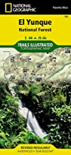 El Yunque National Forest (National Geographic Trails Illustrated Map (790))
