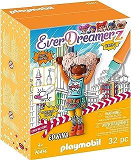 Playmobil EverDreamerz Comic World Edwina with Sneaker Charm & 7 Surprises