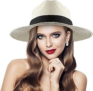 Cappello da Spiaggia in Paglia di RenFox Panama
