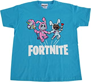 a49a9050 Fortnite Childrens/Kids Bunny Trouble Short Sleeve T-Shirt