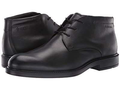 ECCO Vitrus III GORE-TEX(r) Chukka Boot (Black) Men