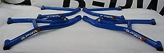 B-PWR Polaris RMK/SKS/KHAOS X-Treme Suspension A-Arm kit (with ball joints) Voodoo blue