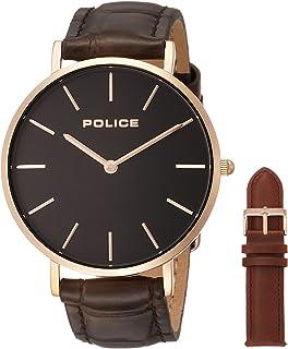 [ポリス]POLICE 腕時計 MAJESTIC PL.15304BSR/02SET 【正規輸入品】