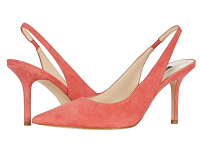 Nine West Holly (Pop Coral) Women