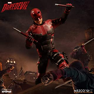 Mezco Toys One: 12 Collective: Marvel Netflix Daredevil Action Figure