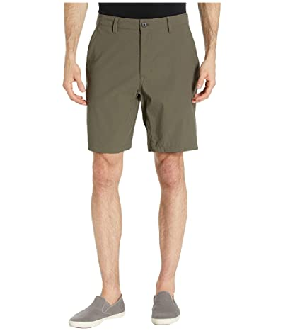 The North Face Sprag Shorts (New Taupe Green) Men